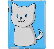 Marshmallow Kitty iPad Case/Skin