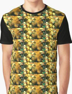 Autumn Blossoms Graphic T-Shirt