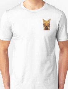 Polygon Coyote Prints Unisex T-Shirt