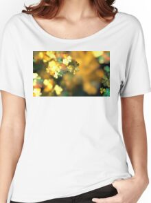 Autumn Blossoms Women's Relaxed Fit T-Shirt