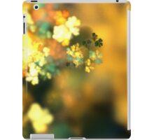 Autumn Blossoms iPad Case/Skin