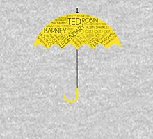 How I Met Your Mother - Yellow Umbrella  Women's Fitted Scoop T-Shirt