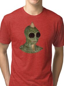 Sleestak - Land of the Lost fan art Tri-blend T-Shirt