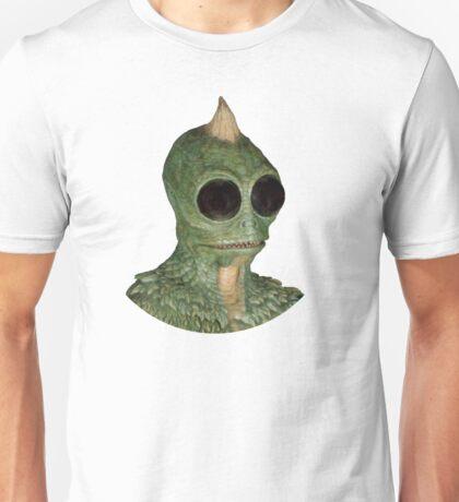 Sleestak - Land of the Lost fan art Unisex T-Shirt