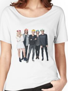 R5 Flower Crown Group Shot Women's Relaxed Fit T-Shirt