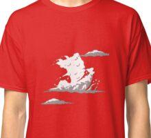 Boat Cloud Classic T-Shirt