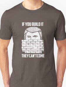 Wall of Trump Unisex T-Shirt