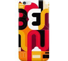 Berlin Typo iPhone Case/Skin