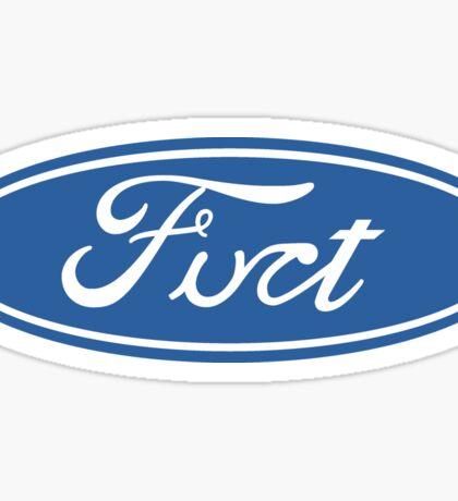 Fuct Sticker