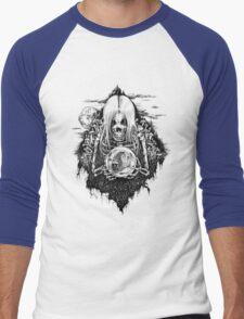 SOULTAKER Men's Baseball ¾ T-Shirt