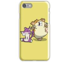 Number 19 and 20 iPhone Case/Skin