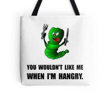 Hangry Monster Tote Bag