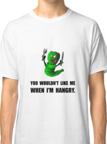 Hangry Monster Classic T-Shirt