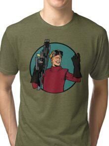 dr h Tri-blend T-Shirt