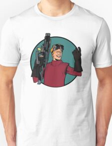 dr h Unisex T-Shirt