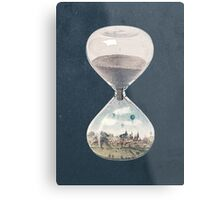 The City Where Time Stopped Long Ago Metal Print