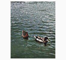 Two Ducks Baby Tee