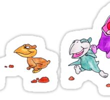 The Land Before Time: Berries Sticker