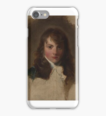 Sir Thomas Lawrence  Arthur Atherley iPhone Case/Skin