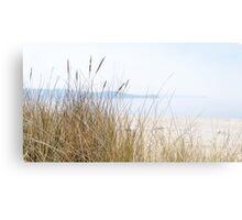 Carlyon Beach,South Cornwall,UK Canvas Print