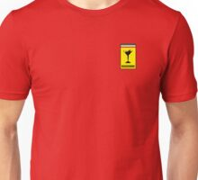 Raikkonen Martini (small emblem) Unisex T-Shirt