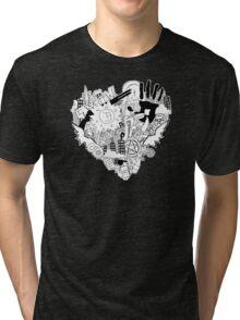 SPN love Tri-blend T-Shirt