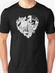 SPN love Unisex T-Shirt
