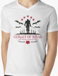 The Witcher 3 Wild Hunt Mens V-Neck T-Shirt