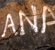 Nana Sticker