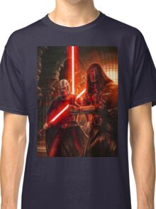Darth Revan And Darth Malak Classic T-Shirt