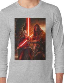 Darth Revan And Darth Malak Long Sleeve T-Shirt