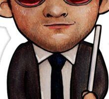 Chibi Matt Murdock Sticker