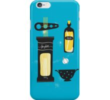 Spaghetti Time iPhone Case/Skin