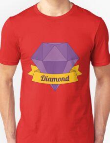Big cartoon diamond T-Shirt