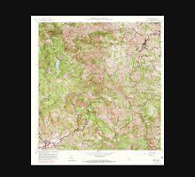 USGS TOPO Map Puerto Rico PR Orocovis 362177 1957 20000 Unisex T-Shirt