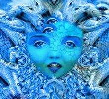 Medusa Metamorphosis Sticker