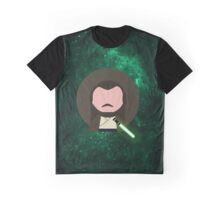 The Q from Qui-gon Jinn Graphic T-Shirt