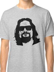 The Dude Abides The Big Lebowski Classic T-Shirt