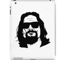 The Dude Abides The Big Lebowski iPad Case/Skin