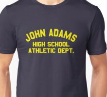 John Adams High School – Boy Meets World, Shawn Hunter Unisex T-Shirt