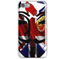 Anonymous Mask| Guy Fawkes  iPhone Case/Skin