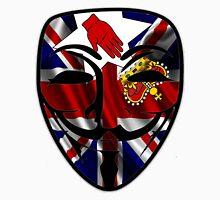 Anonymous Mask| Guy Fawkes  Unisex T-Shirt