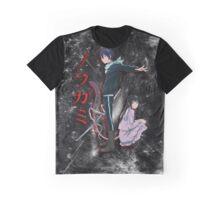 Yato X Hiyori Graphic T-Shirt