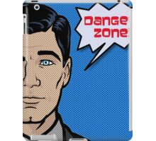 Archer Comic iPad Case/Skin