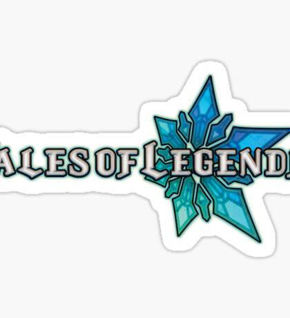 Tales of Legendia logo Sticker