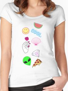 Cool stuff Women's Fitted Scoop T-Shirt