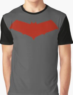 Red Hood Logo Graphic T-Shirt