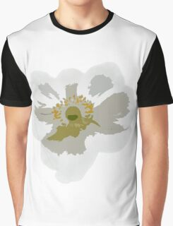 TIR -  Anemone Graphical Graphic T-Shirt