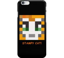 Stampy Cat! iPhone Case/Skin