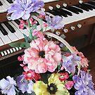 Organic Flowers by Monnie Ryan